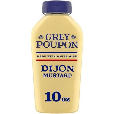 Grey Poupon Dijon Mustard Squeeze Bottle - 10oz
