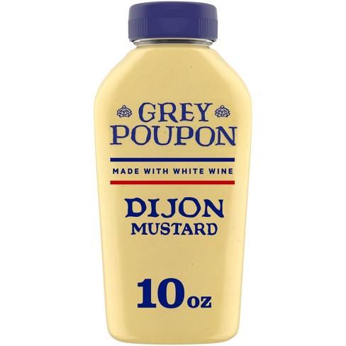 Grey Poupon Dijon Mustard Squeeze Bottle - 10oz - image 1 of 4