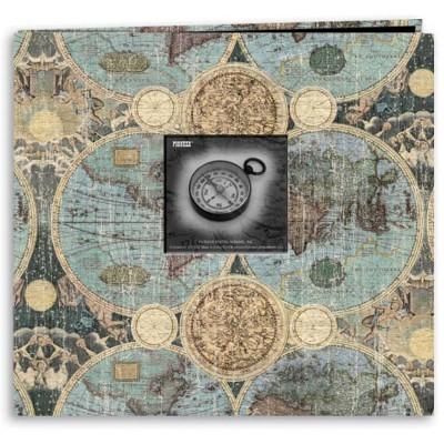 "Pioneer Travel Post Bound Album 12""X12"""