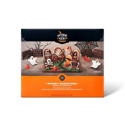Halloween Spooky Graveyard Chocolate Cookie Kit - 26.1oz - Hyde & EEK! Boutique™