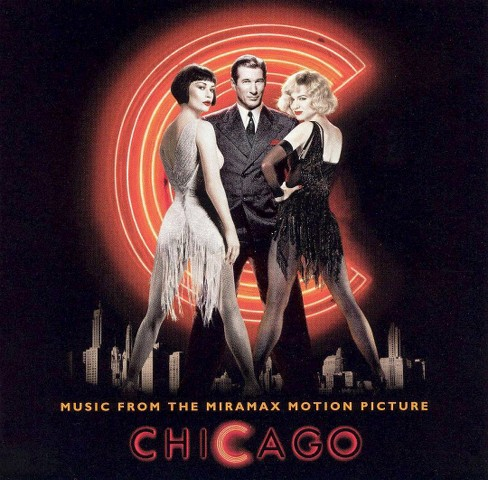 Original Soundtrack - Chicago (The Miramax Motion Picture Soundtrack) (CD) - image 1 of 3