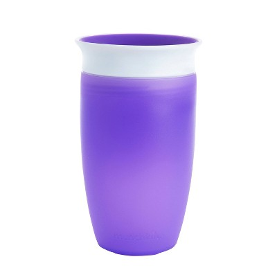 Munchkin Miracle 360 Sippy Cup - 10oz Purple
