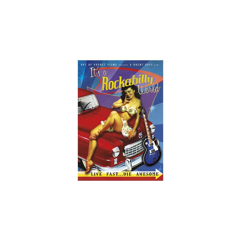 It's A Rockabilly World (Dvd)