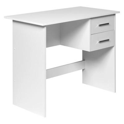 Adina 2 Drawer Writing Desk - OneSpace