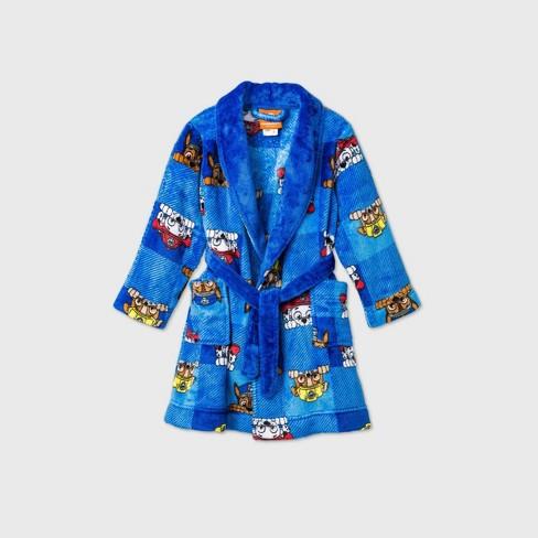 Toddler Boys' PAW Patrol Robe - Blue - image 1 of 1