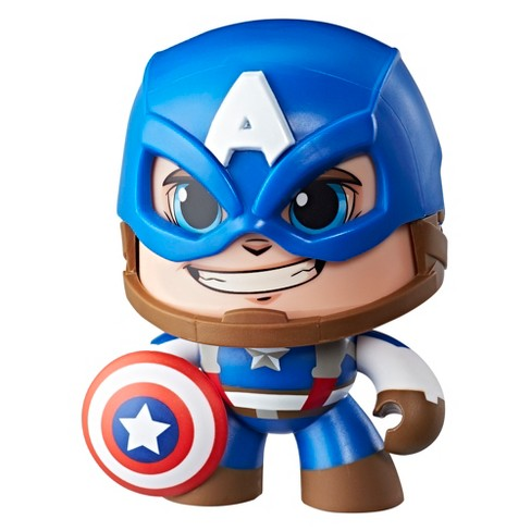 Marvel Mighty Muggs Captain America #1 - image 1 of 4