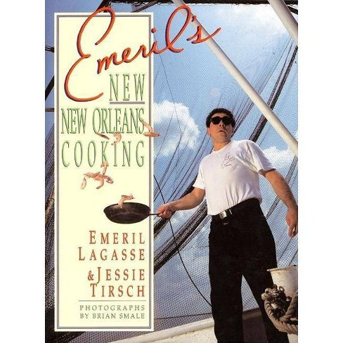 Emeril's New New Orleans - by  Emeril Lagasse (Hardcover) - image 1 of 1