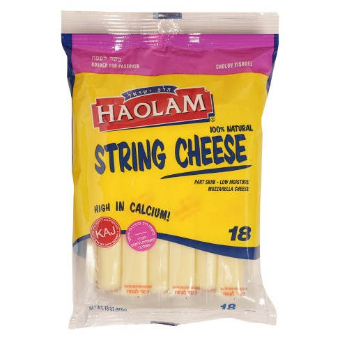 Haolam Kosher String Cheese - 18ct/18oz - image 1 of 1