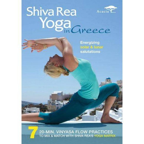 Shiva Rea: Yoga In Greece (DVD) - image 1 of 1