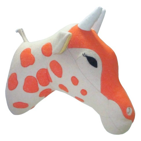 Giraffe Head Wall Dcor - Pillowfort™ - image 1 of 5