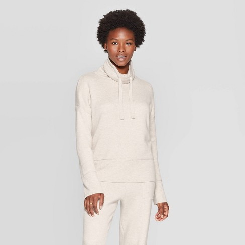 Women's Mock Turtleneck Sweater - Universal Thread™ - image 1 of 3