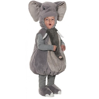Underwraps Costumes Snuggly Elephant Toddler Costume