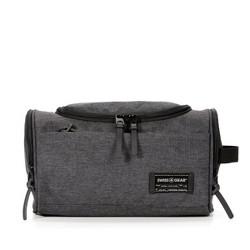 SWISSGEAR Duffel Shaped Toiletry Bag - Gray