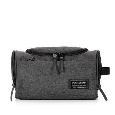 SWISSGEAR Duffle ShapedToiletry Bag - Gray - image 1 of 3