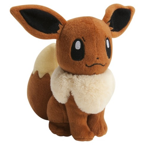 "Pokemon Eevee Basic Plush 8"" - image 1 of 1"