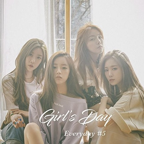 Girl's Day - Girl's Day Everyday No 5 (CD) - image 1 of 1