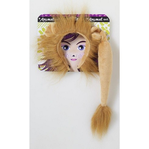 Forum Novelties Lion Headband Costume Accessory Set - image 1 of 1