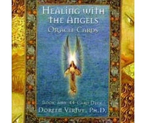 Healing With the Angels Oracle Cards (Mixed media product) - image 1 of 1