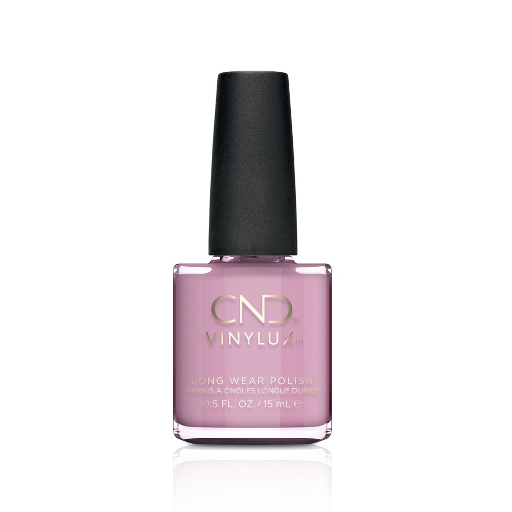 Image of CND Vinylux Long Wear Nail Polish - 206 Mauve Maverick - 0.5 fl oz