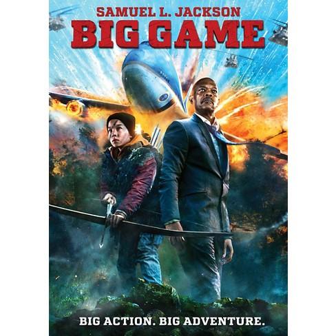 Big Game (DVD) - image 1 of 1