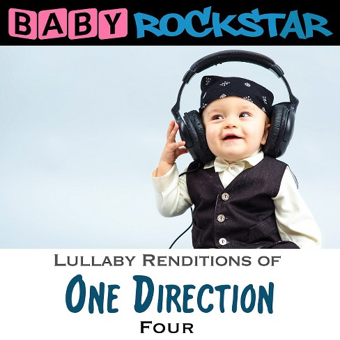 Baby rockstar - Lullaby renditions of one direction f (CD) - image 1 of 1