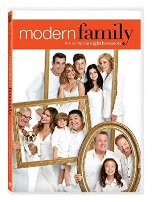 Modern Family Season 8 (DVD)