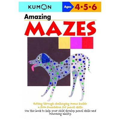 Amazing Mazes (Original) (Paperback) by Shinobu Akaishi