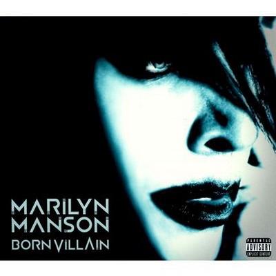 cd marilyn manson born villain