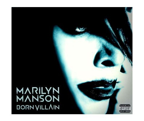 Marilyn Manson - Born Villain [Explicit Lyrics] (CD) - image 1 of 1