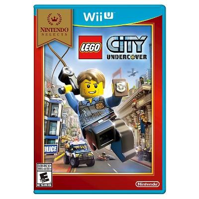 Nintendo Selects Lego City Undercover Nintendo Wii U Target Inventory Checker Brickseek