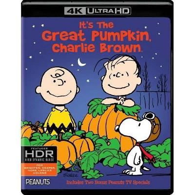 It's the Great Pumpkin, Charlie Brown (4K/UHD)(2017)