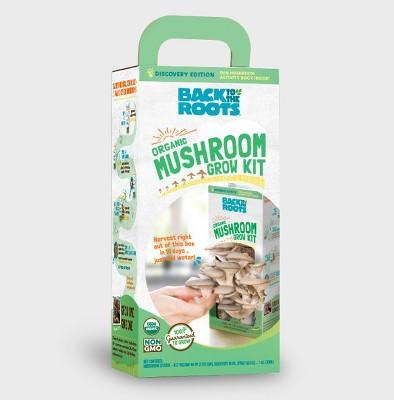 Organic Mushroom Kit - Back to the Roots