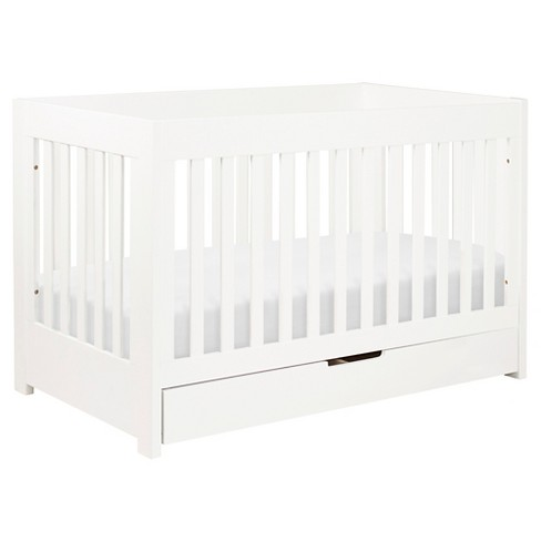 Babyletto Mercer 3-in-1 Convertible Crib with Toddler Rail - image 1 of 7