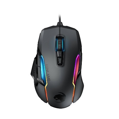 ROCCAT Kone Aimo PC Gaming Mouse - Black