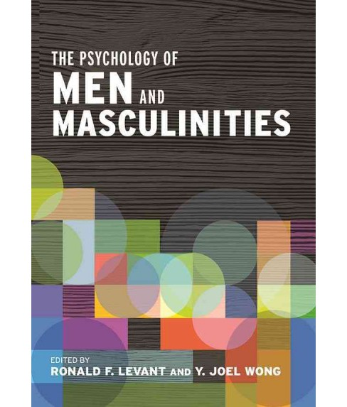 Psychology of Men and Masculinities (Hardcover) - image 1 of 1
