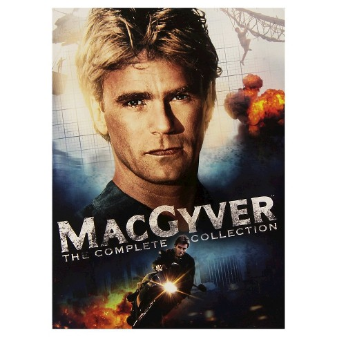 MacGyver: The Complete Collection [39 Discs] - image 1 of 1