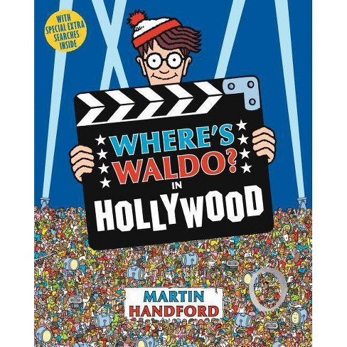 Where's Waldo? in Hollywood - by  Martin Handford (Paperback) - image 1 of 1