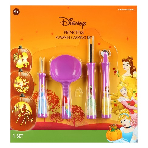 Girls' Disney Princesses Royal Pumpkin Carving Kit - image 1 of 1