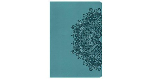 Holy Bible : New King James Version, Teal, LeatherTouch, Giant Print, Reference (Large Print) - image 1 of 1