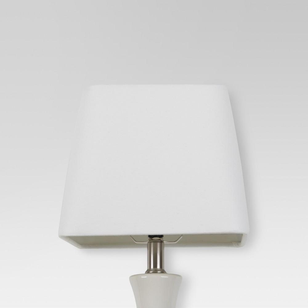 Image of Small Soft Square Shade - Threshold