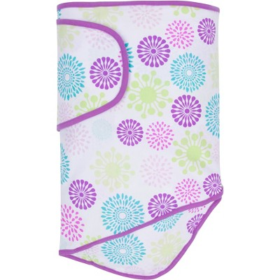 Miracle Blanket Swaddle Wrap Color Bursts