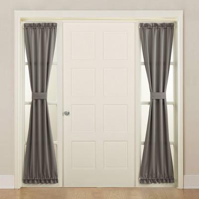 "26""x72"" Seymour Energy Efficient Sidelight Curtain Panel - Sun Zero"