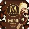 Magnum Classic/Almond/White Assorted Mini Ice Cream Bars- 6ct - image 2 of 4