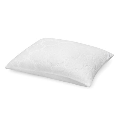 Lyocell Knit Floral Trellis Pillow - Laura Ashley