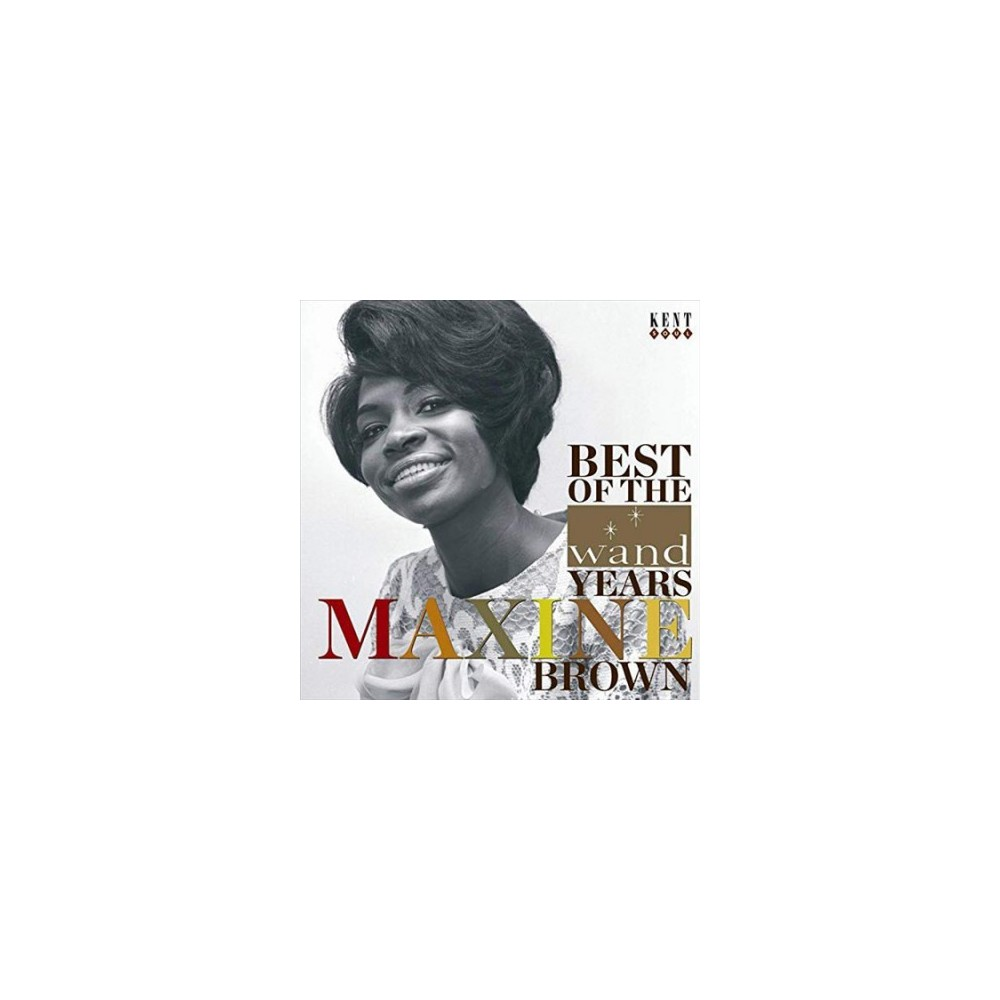 Maxine Brown - Best Of The Wand Years (Vinyl)