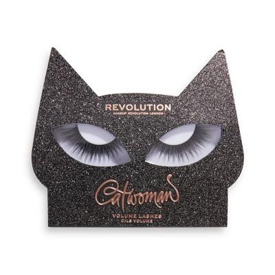 Makeup Revolution x DC Collection - Catwoman False Eyelashes - 0.5oz