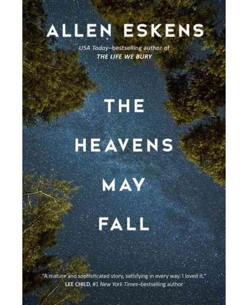 Heavens May Fall (Paperback) (Allen Eskens) - image 1 of 1