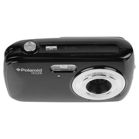 polaroid 16mp digital camera black is126 blk target