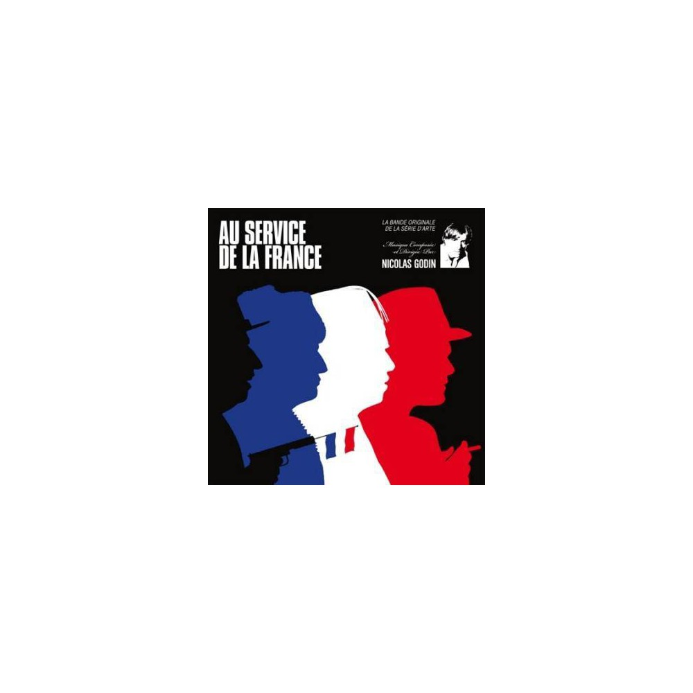 Nicolas Godin - Au Service De La France (A Very Secre (Vinyl)