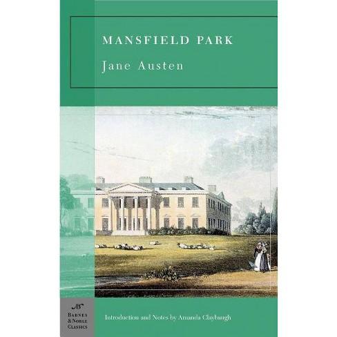 Mansfield Park - (Barnes & Noble Classics) by  Jane Austen (Paperback) - image 1 of 1
